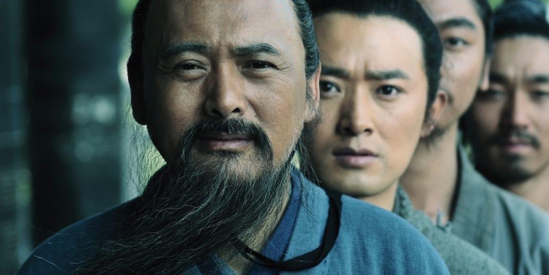 Confucio (Hu Mei, 2010)