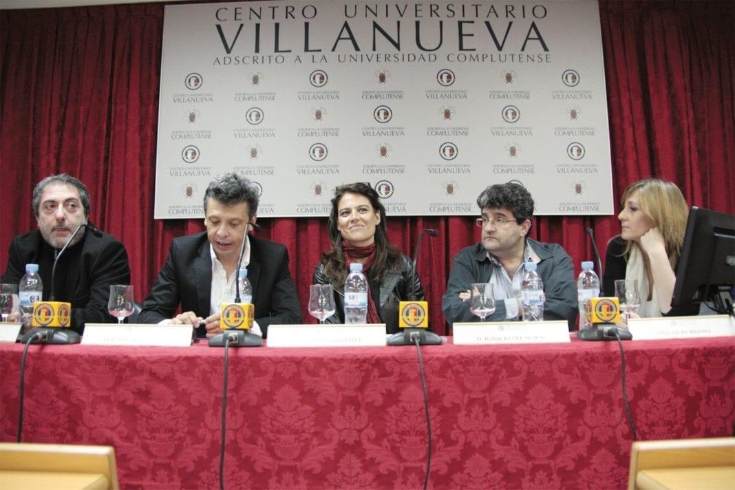 Guionistas de series españolas