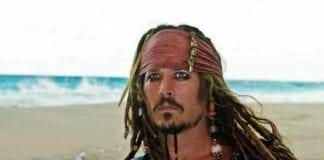 Piratas del Caribe 4: En mareas peligrosas