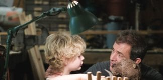 El castor (Judie Foster, 2011)