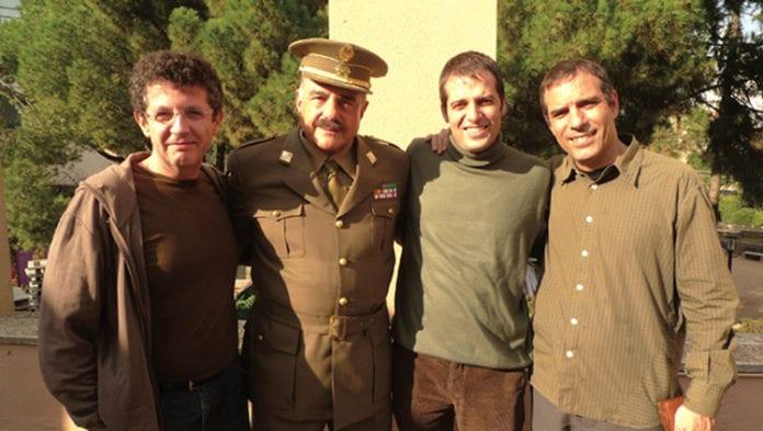 Pablo Usón, productor de la miniserie 23-F: El día más difícil del Rey