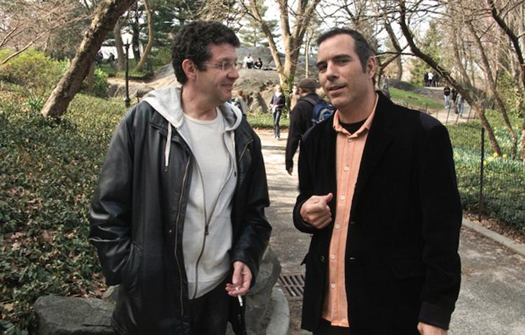 Pablo Usón y Daniel Hernández, productores de la miniserie 23-F: El día más difícil del Rey