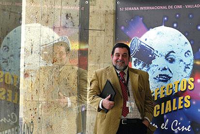 Eduardo Rodríguez Merchán: Director del Diccionario de Cine Iberoamericano