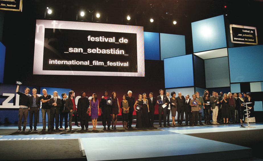59º Festival de San Sebastián