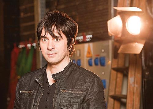 Eduardo Chapero-Jackson, director y guionista de Verbo