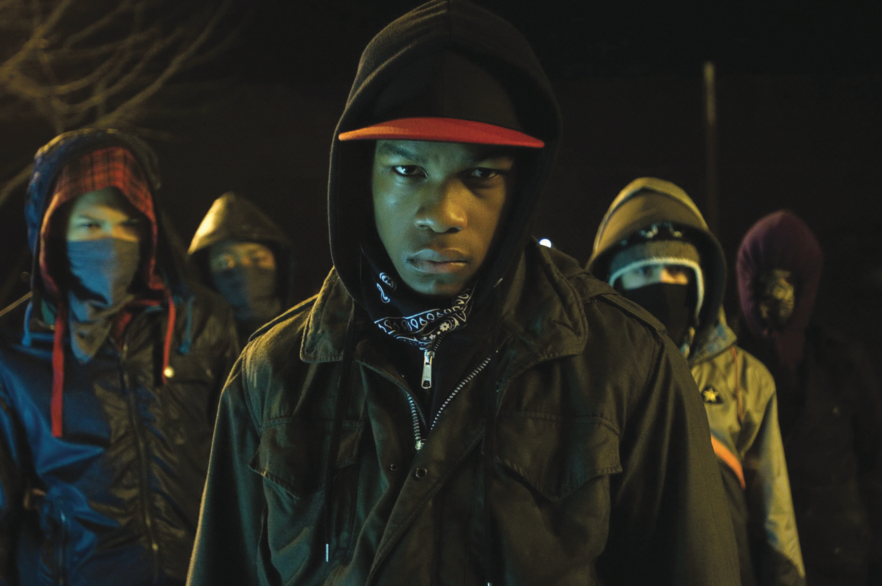 John Boyega en Attack the block