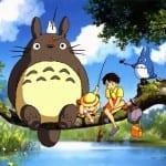 Mi vecinoTotoro. Hayao Miyazaki