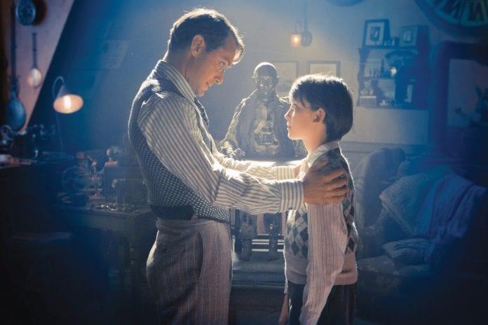 La invención de Hugo (Martin Scorsese, 2011)
