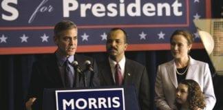 Los idus de marzo (George Clooney, 2011)