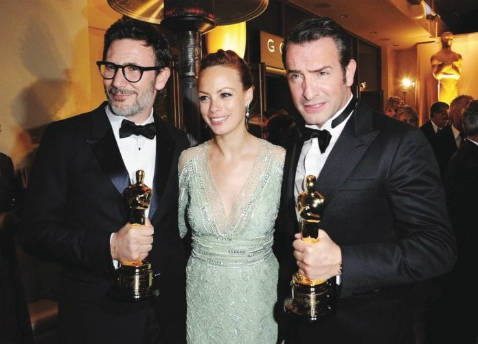 Los Oscar enmudecen: gana The Artist