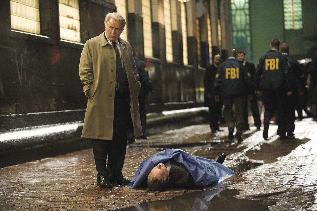 Martin Sheen en La sombra de la traición (The double)