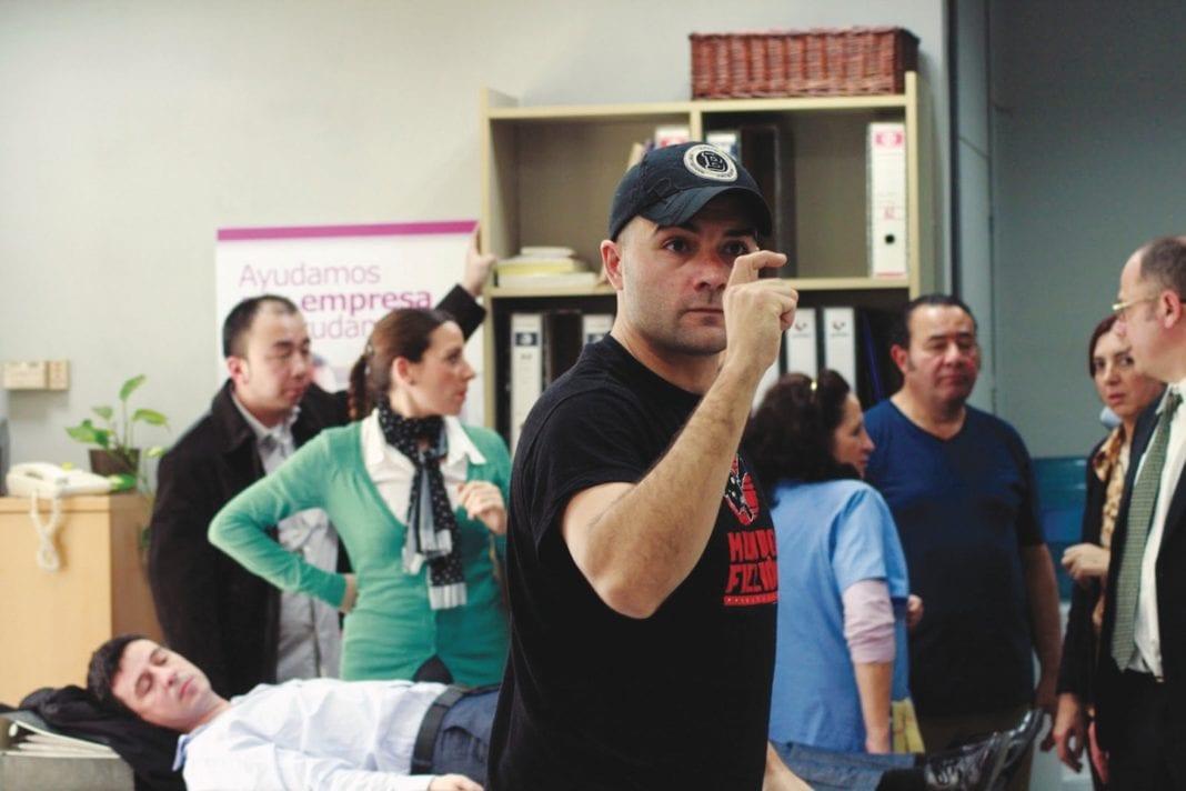 Alfonso Sánchez, director de El mundo es nuestro