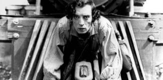 El maquinista de la General, de Buster Keaton