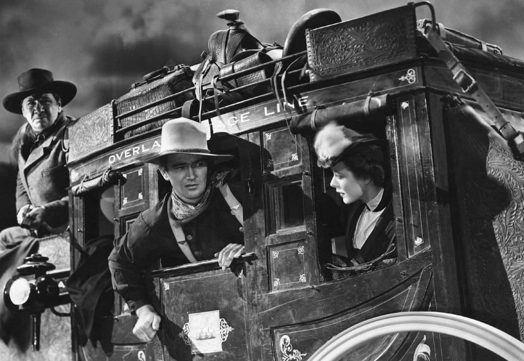 La diligencia (John Ford, 1939)