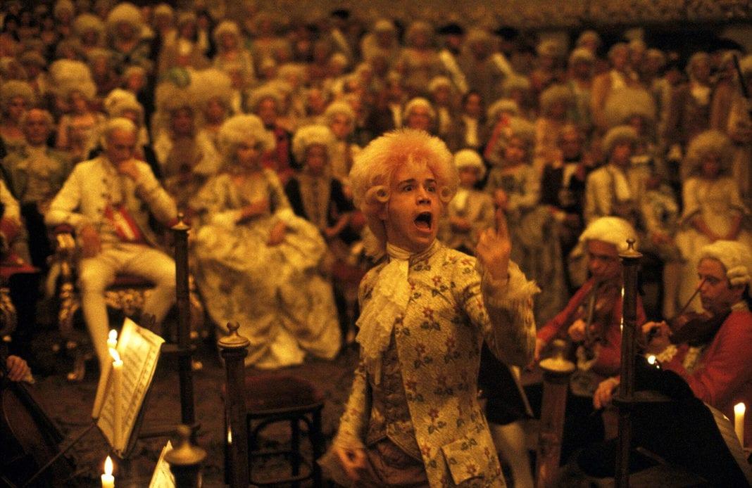 Amadeus (1984), de Milos Forman