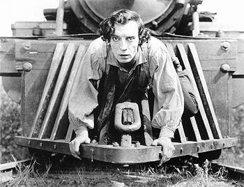 El maquinista de la General (1926), de Buster Keaton