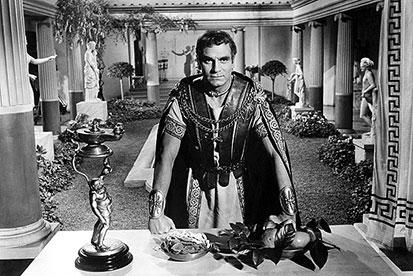 Espartaco (1960), Stanley Kubrick