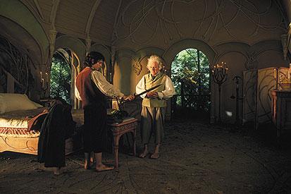 Making Of El Señor de los Anillos (2001), Peter Jackson