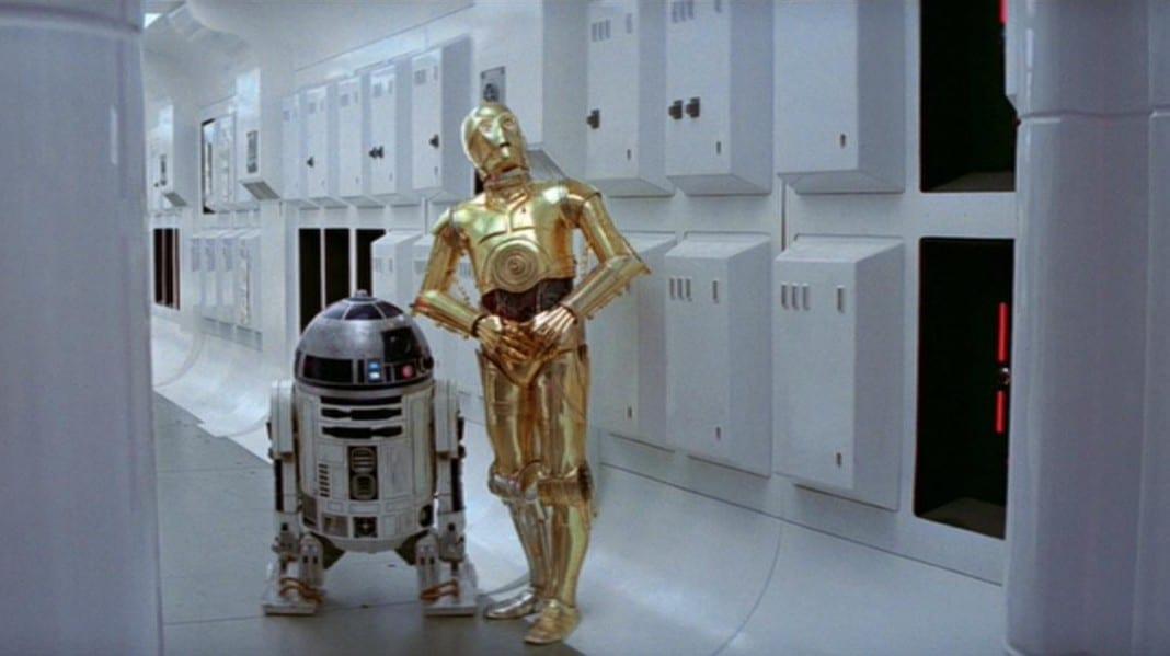 La guerra de las Galaxias (1977), de George Lucas