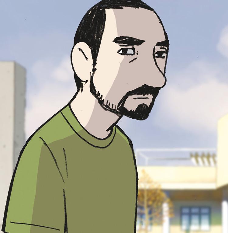Ignacio Ferreras, director y guionista de Arrugas