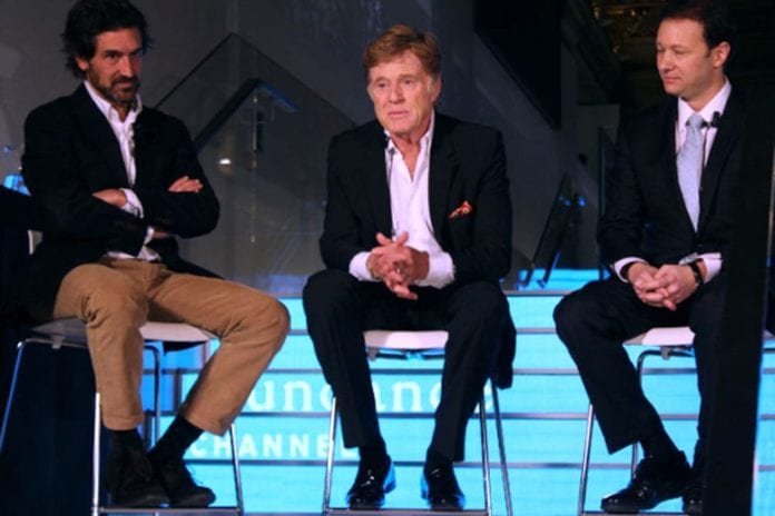 Robert Redford, alma del Sundance Channel