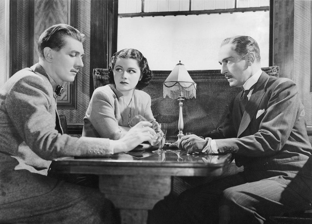 Alarma en el expreso (The Lady Vanishes), 1938