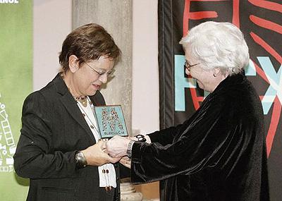 Cecilia Bartolomé premiada en Festival Internacional de Cine de Gijón