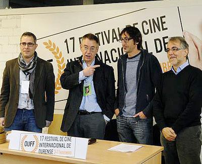 Palmarés OUFF 2012