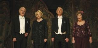 El cuarteto, de Dustin Hoffman