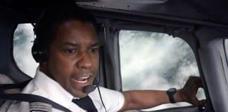 Denzel Washington en El vuelo