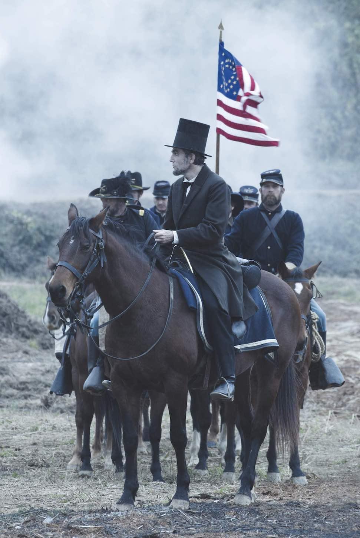 Daniel Day-Lewis en Lincoln, de Steven Spielberg