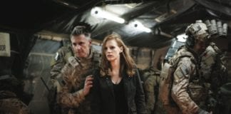 Jessica Chastain en La noche más oscura (Kathryn Bigelow)