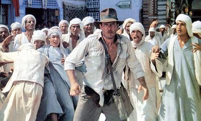 En busca del Arca perdida, de Steven Spielberg