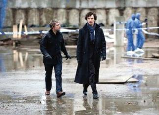 Sherlock, de Steven Moffat, Mark Gatiss