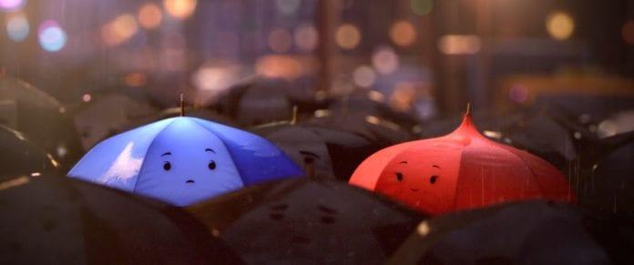 The blue umbrella, el nuevo corto de Disney-Pixar