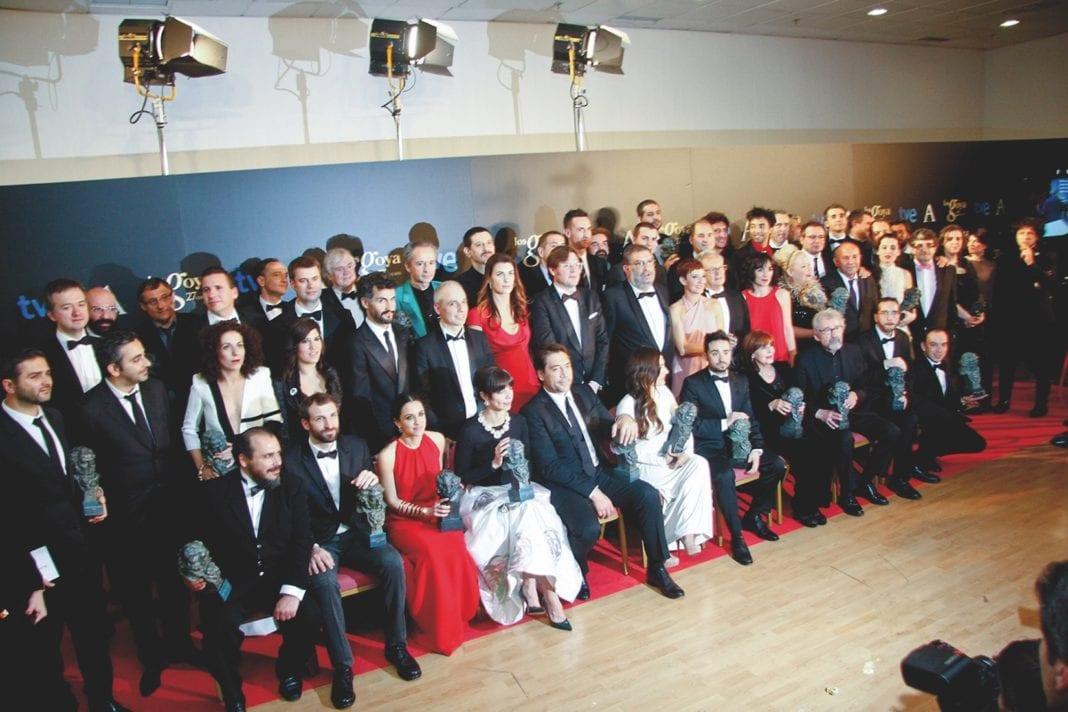 Blancanieves ganadora en los Goya… con el permiso de Lo imposible