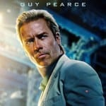 "Guy Pearce como ""Aldrich Killian"". Nuevo personaje de ""Iron man 3″."