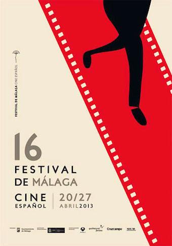 Cartel 16 Festival de Málaga