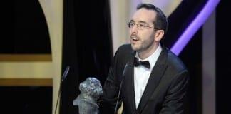Enrique Gato en los Goya 2013