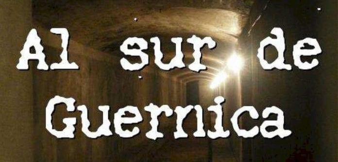 Rodaje Al sur de Guernica en Los Refugios de Almería