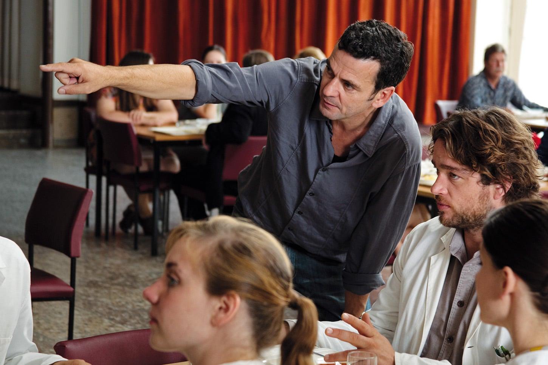 Christian Petzold, director de Bárbara