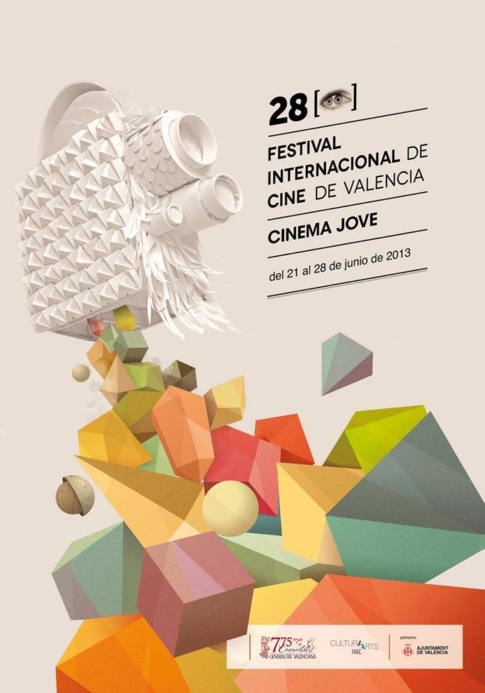 Cartel CinemaJove 2013