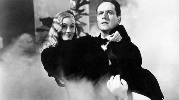 Me casé con una bruja, de René Clair