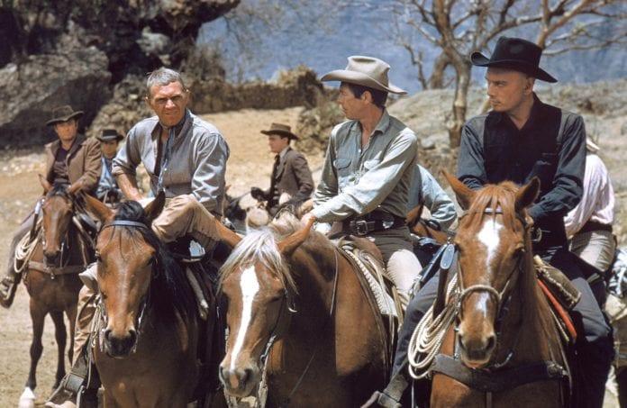 Los siete magníficos (1960)