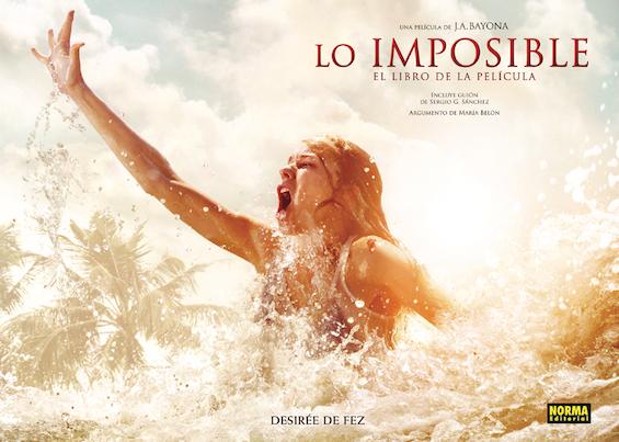 Lo imposible (El libro de la película)