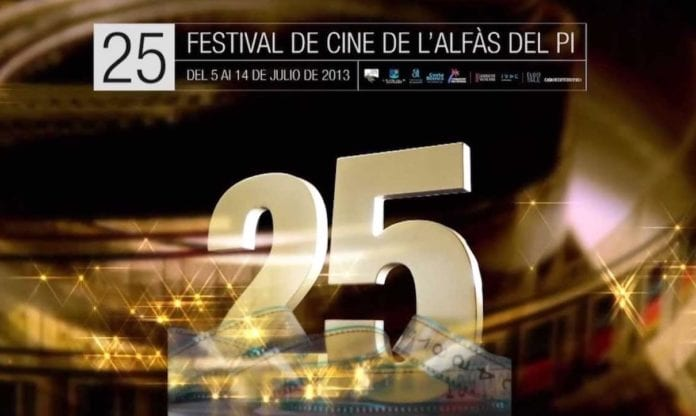 25º Festival de Cine de L'Alfàs del Pi