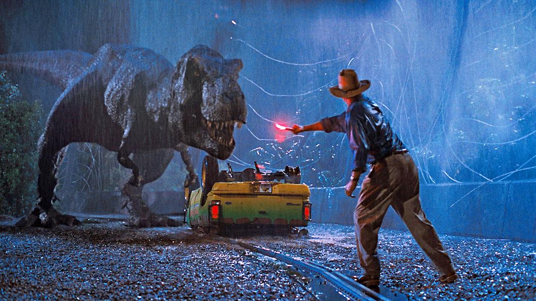 Parque Jurásico, de Steven Spielberg