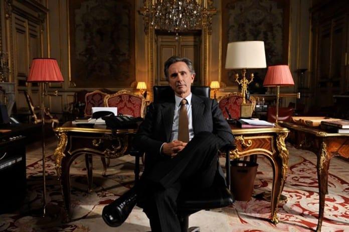 Quai d'Orsay, una película de Bertrand Tavernier