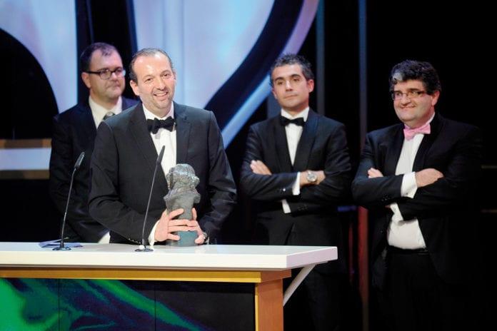 Jordi Gasull, productor y guionista de Tadeo Jones