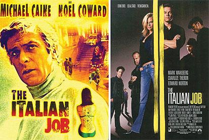 El cartel de cine